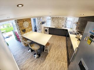 Utopia Cornish Cottage Apartment - 3 Bed, Perranporth