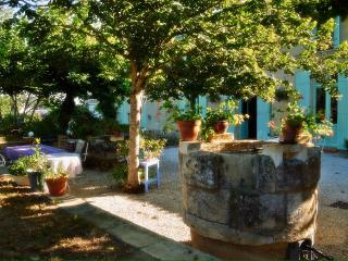 Blaye - Farmhouse on vineyard, with private pool, Saint-Ciers-De-Canesse