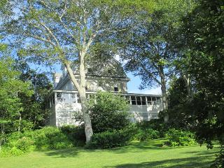 CAPTAIN`S QUARTERS ON LINEKIN BAY | EAST BOOTHBAY | LINEKIN BAY | DOCK & FLOAT | BEAUTIFUL CAPTAIN'S HOUSE | OCEAN FRONT WITH VIEWS & ACCESS, Boothbay