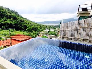 POOL VILLA PATONG 3 BEDROOMS SEAVIEW, Patong