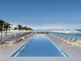 STUNNING! 5* 1BR, OCEANFRONT Private Residence, Miami Beach