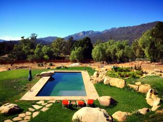 Country Pool Sunset View, Ojai