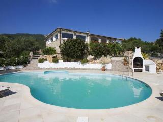 Villa rental in San Pantaleo with private pool