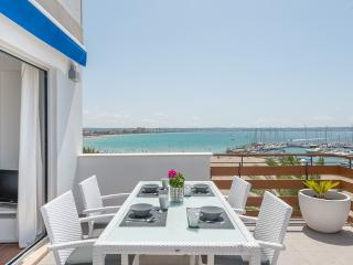 Luxury penthouse in Can Pastilla