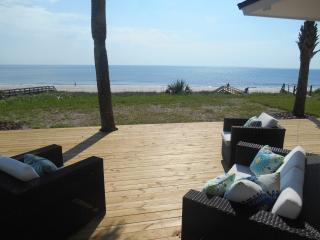Secluded Oceanfront Bungalow, Ponte Vedra Beach