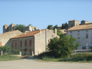 Beautifully-decorated house in the Aude w/ BBQ terrace, WiFi & view of harbour and Canal du Midi, Argens-Minervois