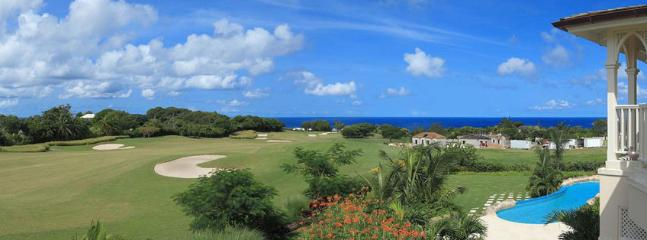 The Westerings Villa SPECIAL OFFER: Barbados Villa 396 Stunning Views Across The Golf Course To The Turquoise Blue Of The Caribbean Sea., St. James