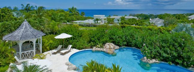 Villa Calliaqua SPECIAL OFFER: Barbados Villa 397 Set In An Acre Of Lush Tropical Gardens, Villa 397 Commands Stunning Views Of The Caribbean Sea., The Garden