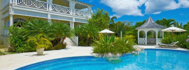 SPECIAL OFFER: Barbados Villa 74 Set In An Acre Of Lush Tropical Gardens, Villa 74 Commands Stunning Views Of The Caribbean Sea., The Garden