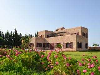 Beautiful villa with pool near Essaouira