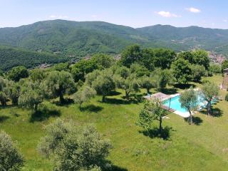 Casa degli Ulivi: The views are incredible!, Lisciano Niccone