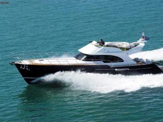 Giant 62' Flybridge Venezia, Tourlos