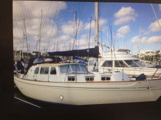 Classic 38ft Yacht, Falmouth