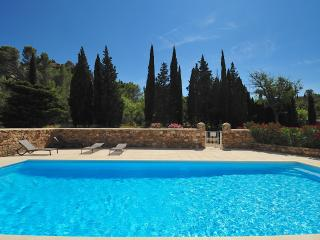 Charming House with Pool in private Domaine, Thezan-des-Corbieres