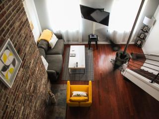 Charming Old City Penthouse Loft, Filadelfia