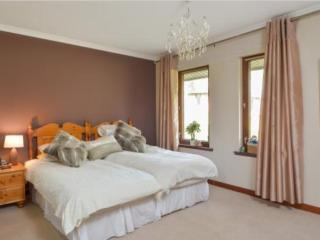 Luxury Modern Apartment Beside The Gleneagles Hote, Auchterarder
