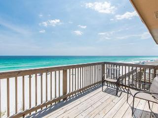 AUG-OCT 31 GULF FRONT AFFORDABLE, INCREDIBLE VIEWS NEW LISTING !!!!, Miramar Beach