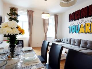 Spacious apartment for max 8 people, Vienna