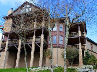 7BR on Sugar Mtn w/ view, Hot tub, Game rm, Banner Elk