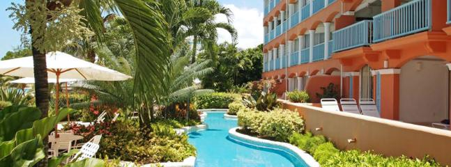 SPECIAL OFFER: Barbados Villa 354 Located On A Beautiful West Coast Beach In The Heart Of Holetown, St. James.
