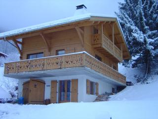 Chalet bourgignon fully catered, Montriond