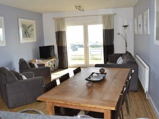 Apartment at West End Point, on Pwllheli Beach