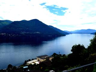 Fantastic Lake view, in Ticino, Brissago