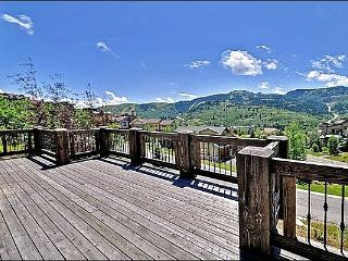 Less than a Mile from Deer Valley Resort - Stunning Mountain Views (25480), Park City