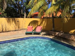 Cosy studio with nice  pool, Willemstad