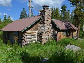 Historic Cabin on Columbine Lake, Grand Lake
