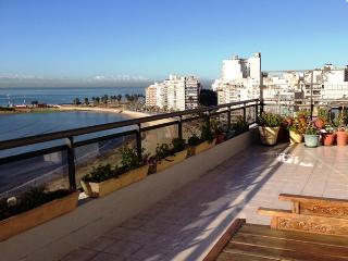 Three Bedroom Penthouse WaterFront Views Pocitos, Montevideo