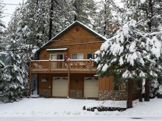 Fun Luxury Cabin - Big Game Room **Arcade, Big Bear Region
