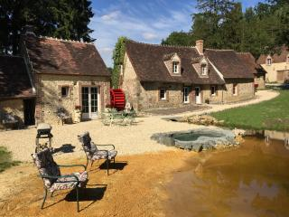 Le Moulin de Brotz, Longny-au-Perche