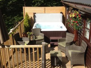 LUXURY LODGE with HOT TUB Bowness-on-Windermere