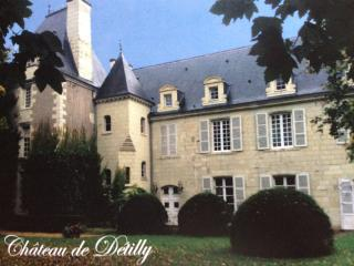 Chateau de Detilly, Beaumont-en-Veron