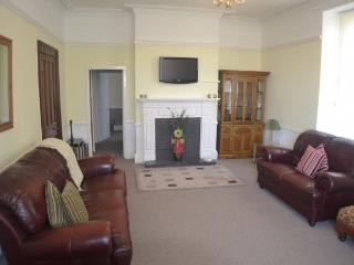 Luxury Apartment situated at seaside Criccieth