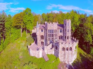 Highlands Castle overlooking Lake George, NY, Bolton Landing
