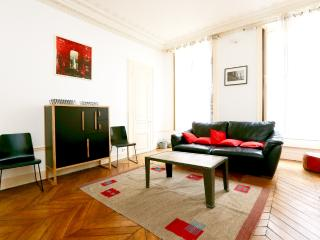 Large, hyper central family flat for 6 guests - P4, Paris