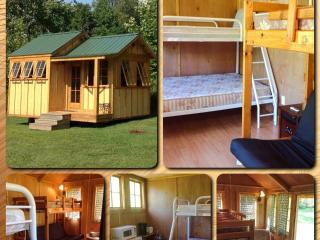 Buck Hill Campground Family Cabin, Plumtree