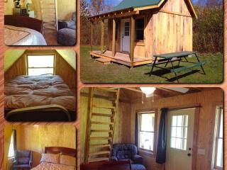 Buck Hill Campground Rustic Cabin, Plumtree