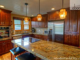 beautiful finishes in the kitchen