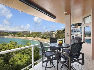Closest House to the Water --Ocean Front-AC, Lihue