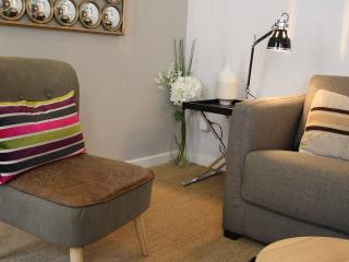 Chic, romantic  1 bedroom apartment with large shared terrace access in central Nice