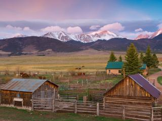 Music Meadows Home on the Range, Westcliffe