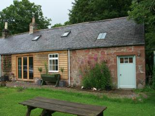 Miller's Cottage at the foot of the Angus Glens, Brechin