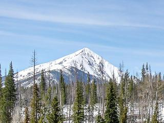 Mountain and lake views, close to skiing, fishing, and more!, Wildernest