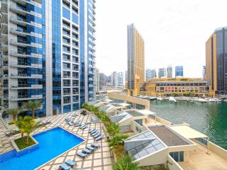 Lux 1BR Apartment  Dubai Marina View BCW 512
