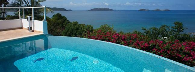 Villa Parsifal SPECIAL OFFER: St. Barths Villa 249 A Panoramic View On The Ocean And The Neighboring Islands.