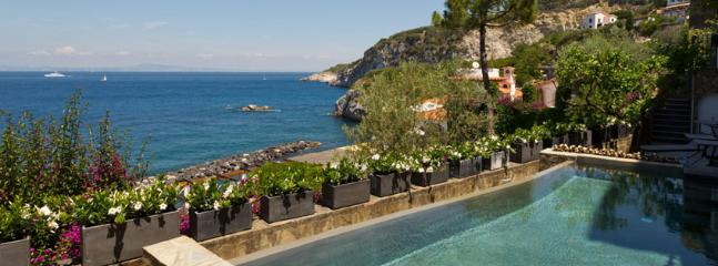 SPECIAL OFFER: Italy Villa 147 An Elegant Three-story Waterfront Property, Built Only 400 Meter From The Beach., Sorrento