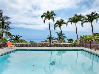 Ocean Views From Almost Every Room & Solar Heated Salt Water Pool!, Kailua-Kona